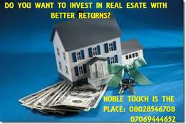 Executive built block of 4 No's 3bedroom flat on a plot at Egbeda N27m