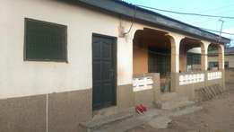 Chamber n hall self contain at Teshie Tsui bleoo cold store for rent