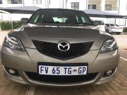 In Immaculate Condition Mazda 3 1.6 Active 2007 (R64,999.00 Ng.)