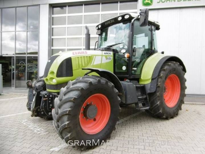 Claas arion 640 - 2009