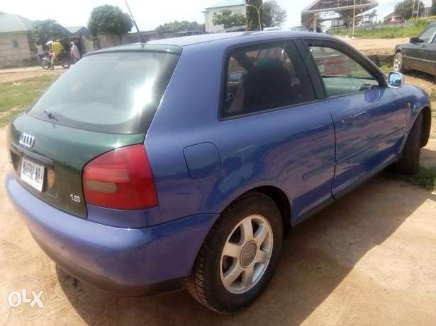 Clean Audi A3 coupe Kuje - image 1
