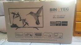 "Brand New Sinotec 32"" LED TV HD for sale"