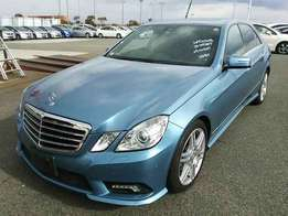 2010 mercedes benz e350 cgi blue efficiency