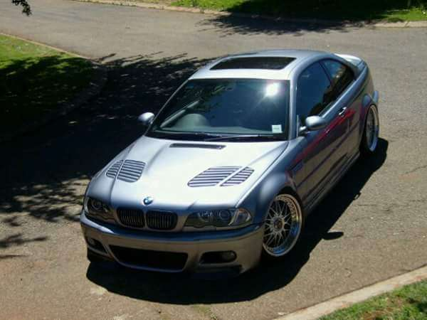 BMW E46 Coupe and sedan Accessories CSP Motorsport (Pty)Ltd Boksburg - image 1