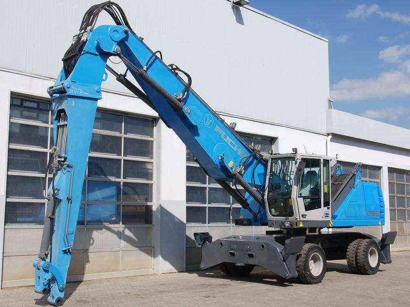 Fuchs Mhl 350 E Fqc - 2011 - image 2