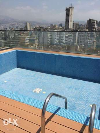 Achrafieh 300+100 SQM ( Terrace + swimming pool ) - ID : P-336