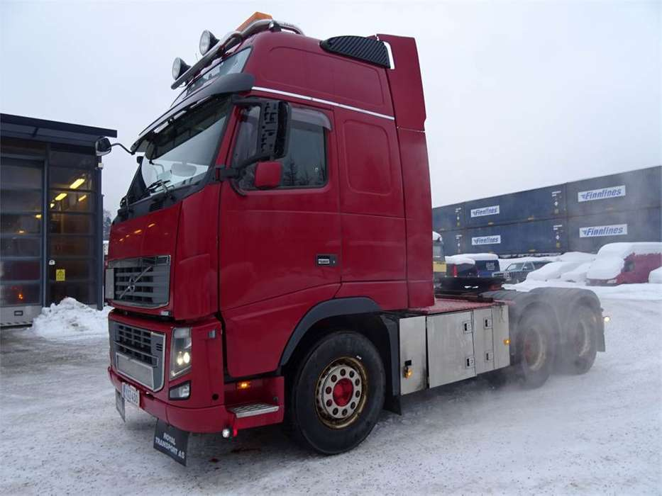 Volvo Fh16 6x4 Veturi - 2010