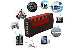 Car Jump Starter, Portable Rechargeable Battery with 22000mAh Power Ba
