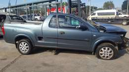Opel Corsa utility stripping for spares