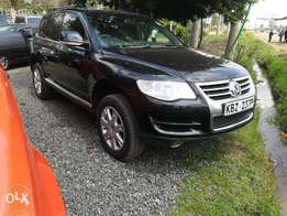 Vw Touareg 2007 Model In Immaculate condition