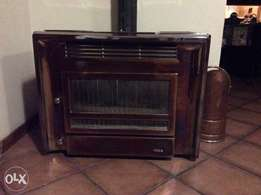 Antracicyte stove