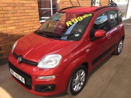 Fiat Panda from ONLY R1899 pm
