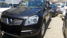 Nissan dualis brand new car