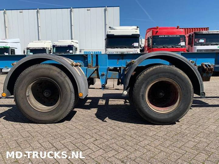 Trailor  container chassis 2 axle - 1970 - image 7