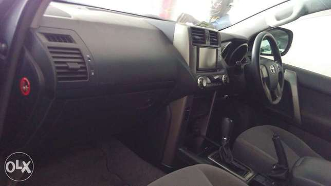 Toyota Prado TX newshape Gray metallic colour fully loaded Mombasa Island - image 6