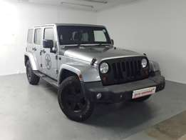Jeep Wrangler Sahara Unlimited 3.6L V6