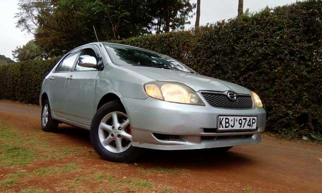 NZE Toyota mint condition Westlands - image 1