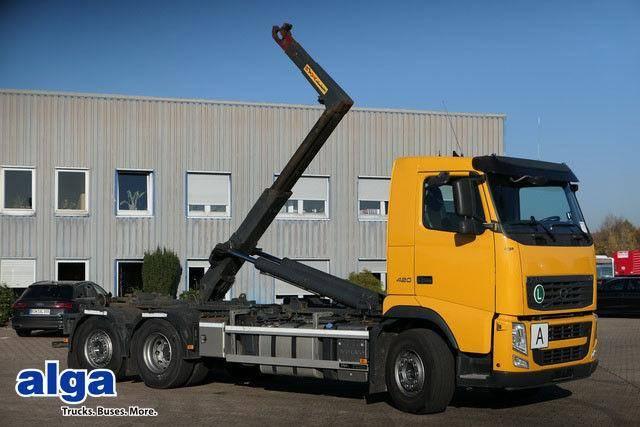 Volvo FH 420 6x2, Hyvalift 20.60, Klima, Retarder - 2013