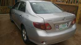 ADORABLE MOTORS : A clean, well used 010 Toyota Corolla