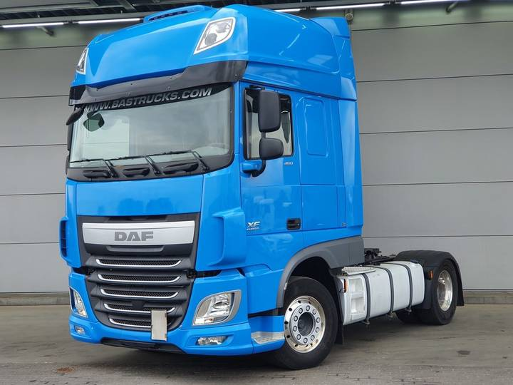 DAF XF 460 Super Space Cab Hydro ACC / Leasing - 2015