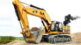 Construction Equipment for Hiring