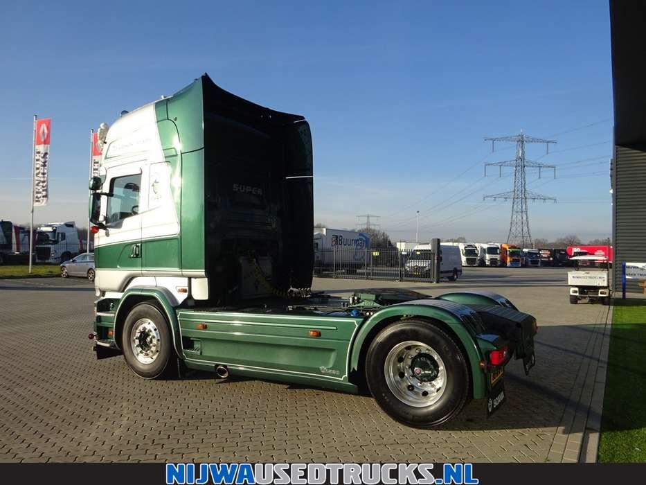 Scania R 520 Retarder + Hydrauliek - 2014 - image 3