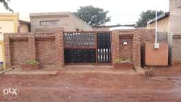 Garage side room available R1200