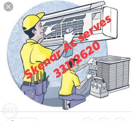 all type air condition repair