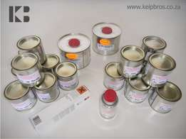 Pad Printing Inks Reducer Hardener Tampon Print All Colours Equipment