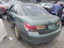 First Body 2009 Honda Accord Leather Seats Buy and Drive Condition