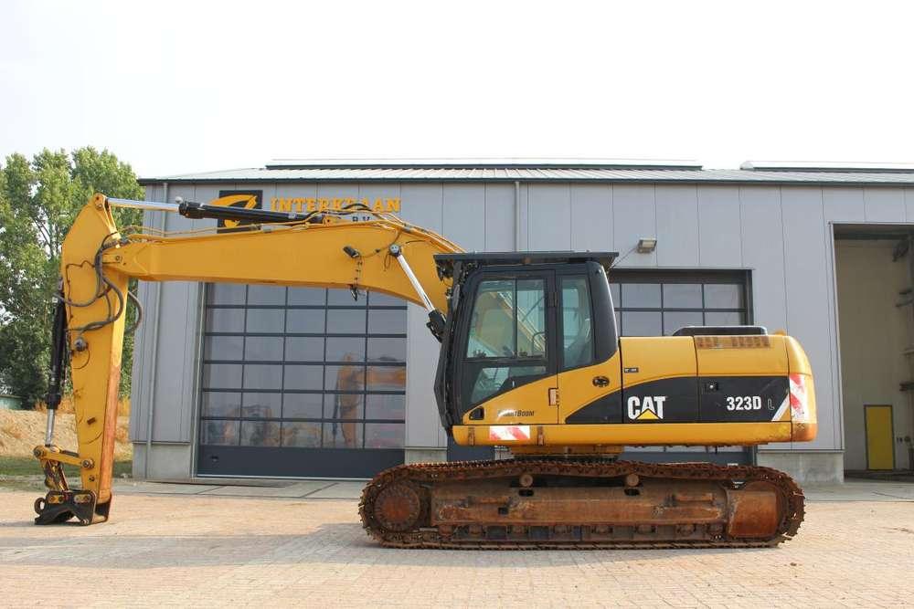 Caterpillar 323DLC - 2009