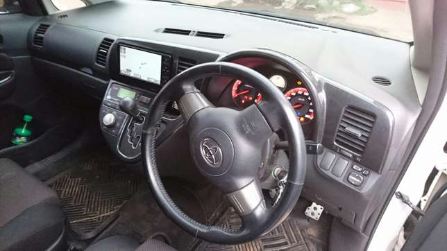 Amazing Toyota wish TRD milited edition for sale Upper Parklands - image 5