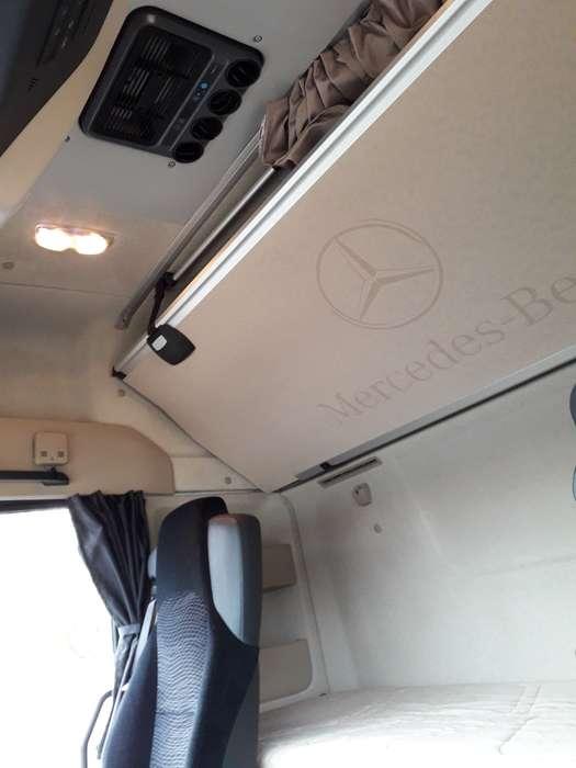 Mercedes-Benz Actros 1845 GIGASPACE 4x2 Sattelzug VOLL AUSSTATTUNG Beige - 2013 - image 5