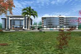 1acre commercial plot petrol station,apartments, mall, Church, Schools