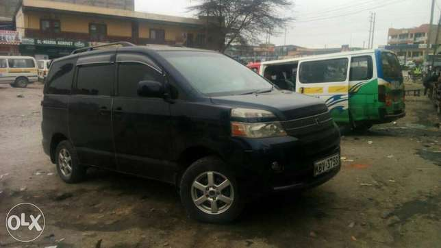 Well maintained toyota voxy asking for Ksh 750 negotiable Embakasi - image 5