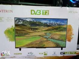 Vitron htc 32 inches digital tv on sale