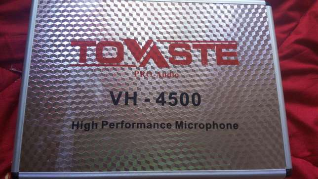 Tovaste high performance mics for sale Kamuthi - image 2