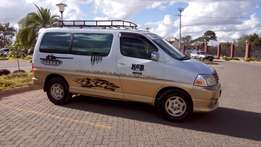 School van,hearse , Matatu 4 sale fixed price!
