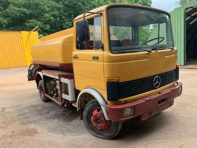 Mercedes-Benz LP 809 **BJ1979 *51.000KM** Tankwagen - 1979