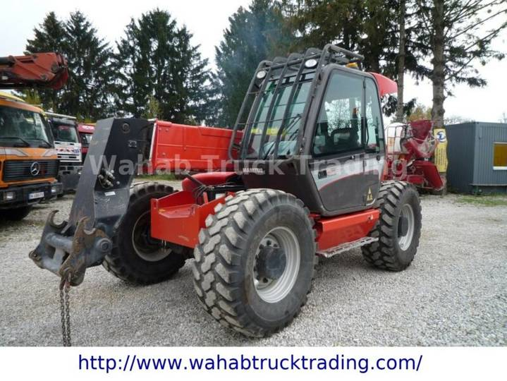 Manitou MLT 845-120 - 2012