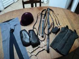 Equine tack for sale