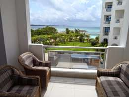 Executive 2 bedroom beach side furnished holiday home, North coast.