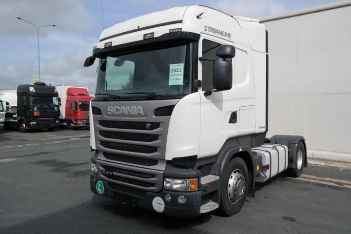 Scania R410 LA - 2014
