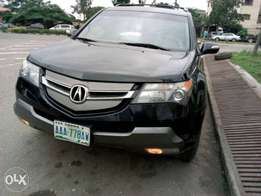 ADORABLE MOTORS: A clean, well used and maintained 08 Acura MDX