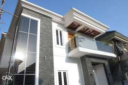 Fully detached of 4bedroom duplex with instalments plan