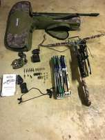 Excalibur crossbow and plus extras