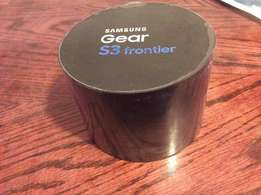 Samsung Gear S3 Frontier Bluetooth , New In Box, Never Opened