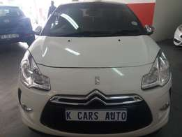 2011 Citroen DS3, 122000Km with Leather Interiors