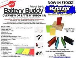 Battery Buddy, Power Bank!!! From R1199-00
