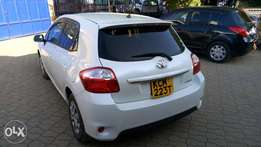 Fully loaded Toyota Auris